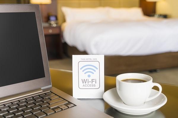 Resultado de imagen para wifi hotel