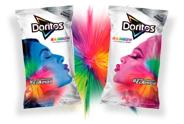 Doritos presenta la cuarta edición de Doritos Rainbow | Revista NEO