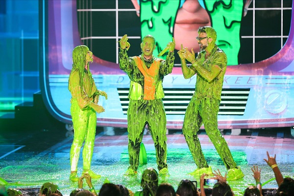 10o. aniversario de los Kid's Choice Awards