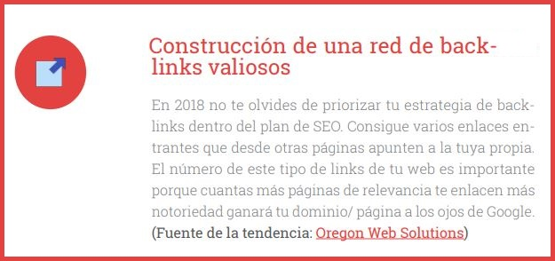 marketing de contenidos backlinks