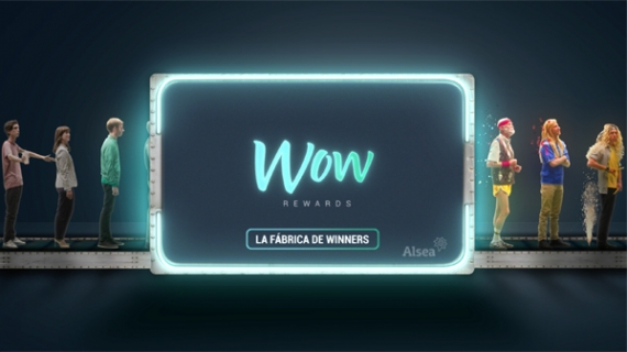 Campaña Wow Rewards