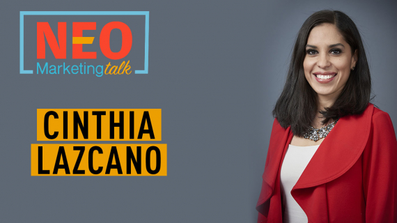 Cinthia Lazcano de Tolko en NEO Marketing Talk