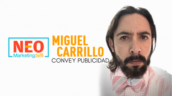 Miguel Carrillo en NEO Marketing Talk