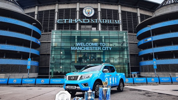 Nissan extiende patrocinio con todos los clubs del City Football Group
