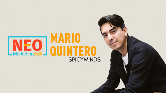 Mario Quintero en NEO Marketing Talk