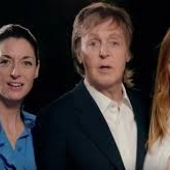 "McCartney, músico, activista e ícono global, en conversación exclusiva con National Geographic, revela los detalles de su nuevo corto documental ""One Day a Week""."