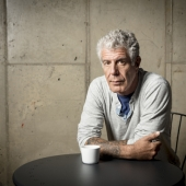 Especial sobre Anthony Bourdain