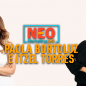 Paola Bortoluz e Itzel Torres en NEO Marketing Talk