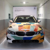 BMW participa en Gallery Weekend