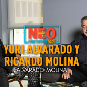 Alvarado Molina en NEO Marketing Talk
