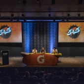"Estrenan serie documental ""Gatorade 5v5"""