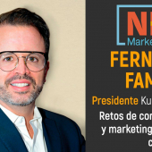 Fernando Famanía en NEO Marketing Talk