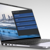 Latitude 9510, una laptop premium de Dell
