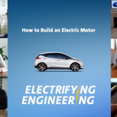 """Electrifying Engineering"", una serie educativa sobre vehículos eléctricos"