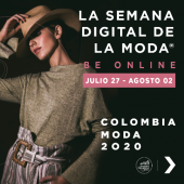 Mercedes-Benz Fashion Week Mexico City  apoya la Semana Digital de Mercedes-Benz Fashion Week Mexico City  apoya la Semana Digital de ColombiaModa